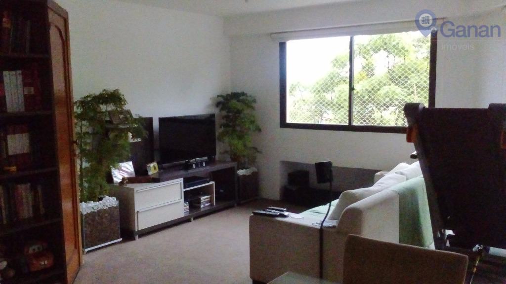 Apartamento com 3 dormitórios à venda, 112 m² por R$ 695.000 - Vila Congonhas - São Paulo/SP