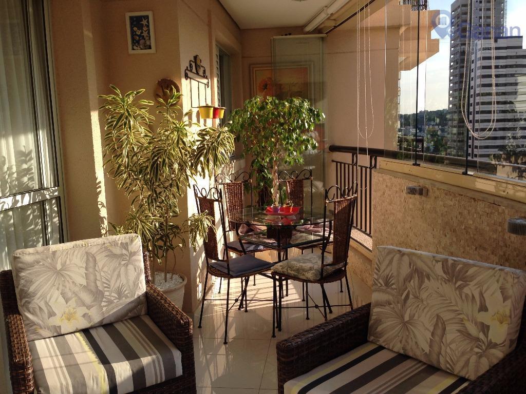 Apartamento na Vila Mascote, 4 Dormitórios, Quadra de Tênis.