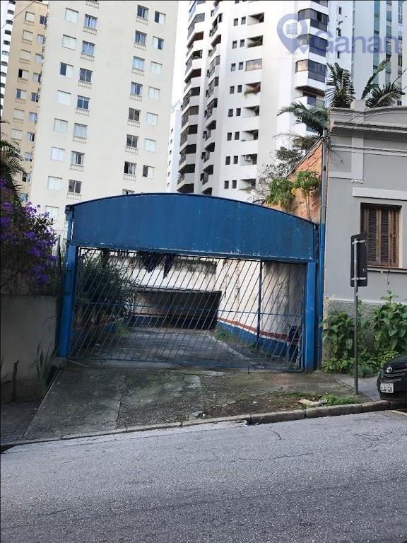 Terreno comercial para venda e locação, Santa Cecília, São Paulo.