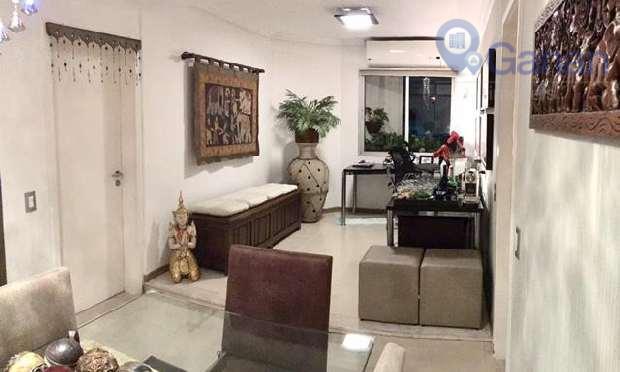 em umas das ruas mais valorizadas do campo belo . apartamento de 120 m2 muito bem...