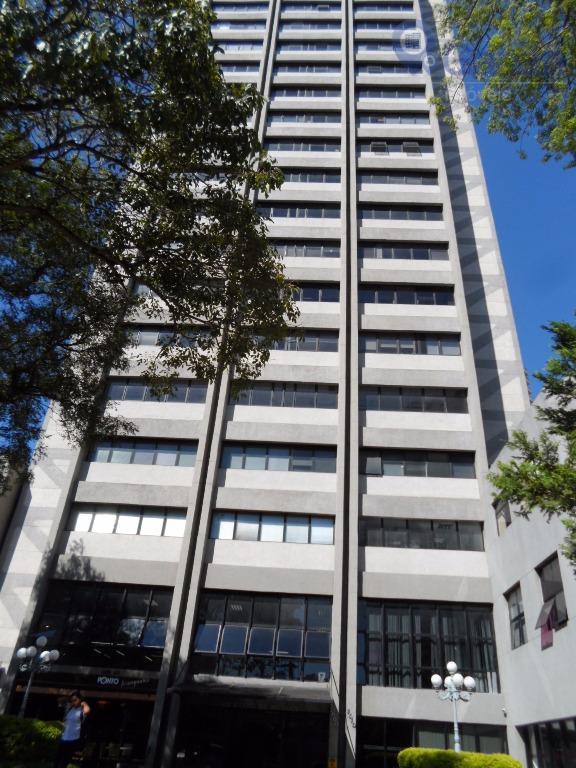 Conjunto comercial para locação, Alto da Boa Vista, São Paulo.