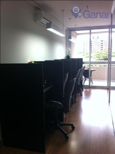 Conjunto para venda e locação, 43 m² - Chácara Santo Antônio (Zona Sul) - São Paulo/SP