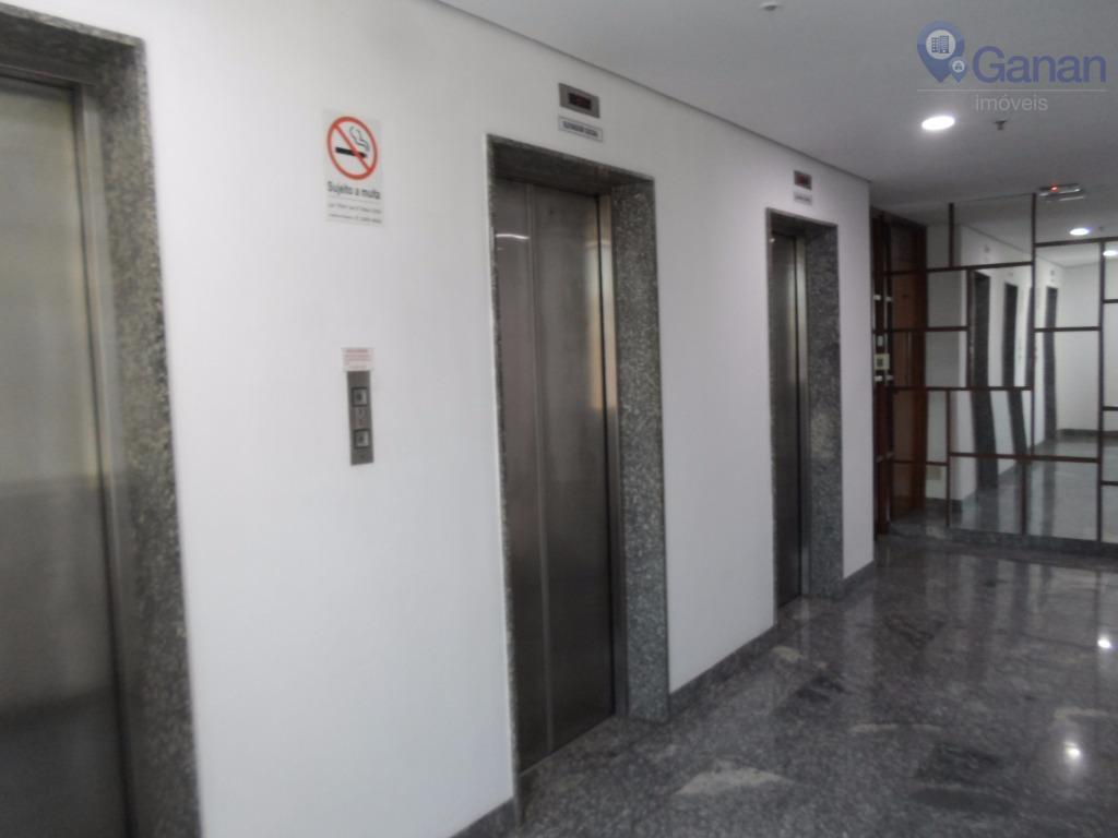 Sala comercial para venda e locação, Brooklin Paulista, São Paulo - SA0154.