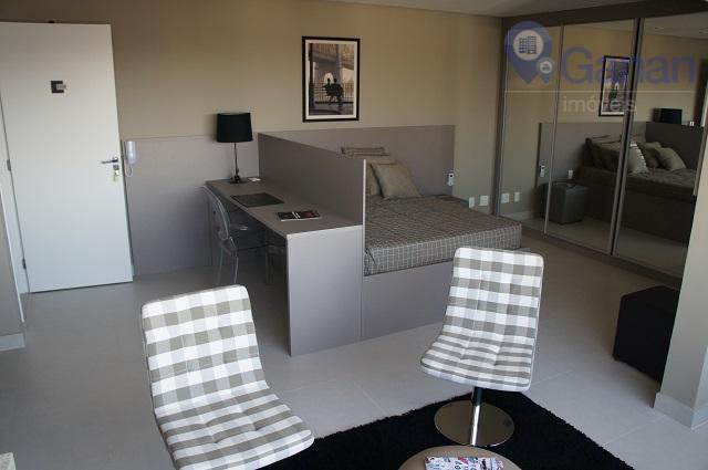 apartamento mobiliado, primeiro aluguel.1 suíteliving em dois ambientes com terraço incorporadocozinha incorporada ao livingar condicionado1 vaga...