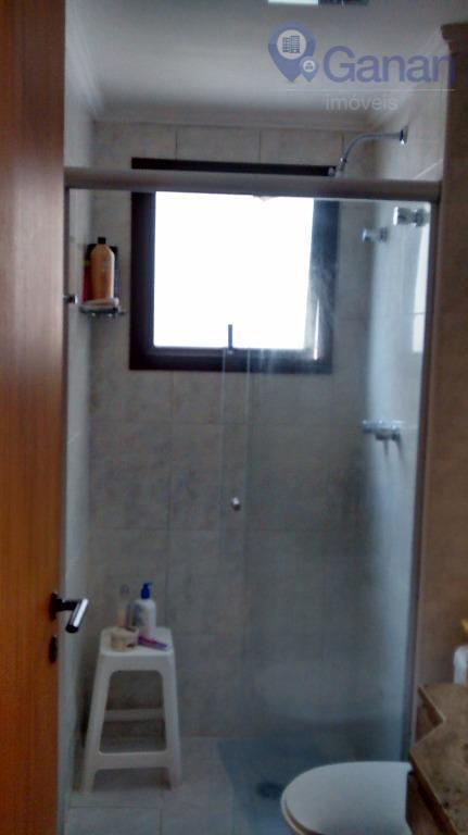 - 3 dormitórios, sendo 01 suíte todos com armários embutidos de primeira qualidade;- sala para dois...
