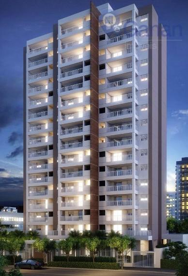 Apartamento residencial à venda, Jardim da Saúde, São Paulo.