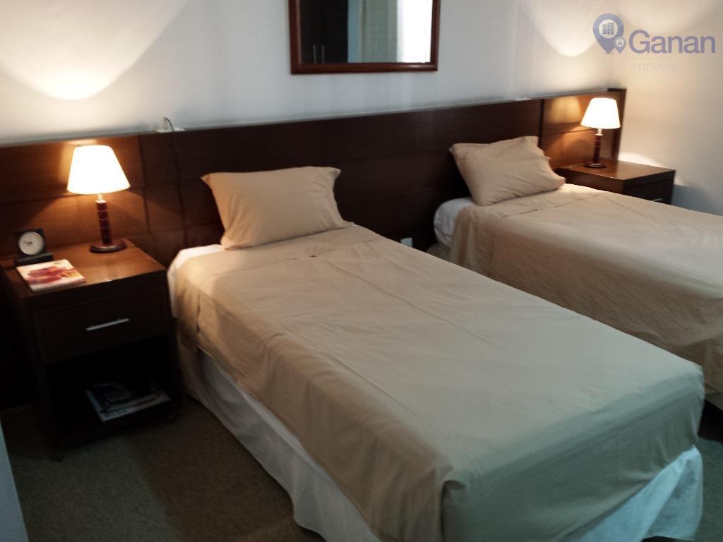 Belíssimo flat no Campo Belo