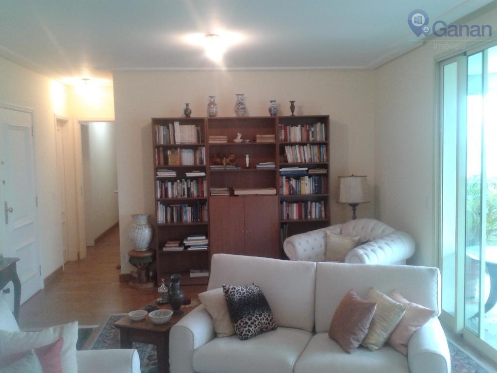 Apartamento residencial para venda e locação, Campo Belo, São Paulo.