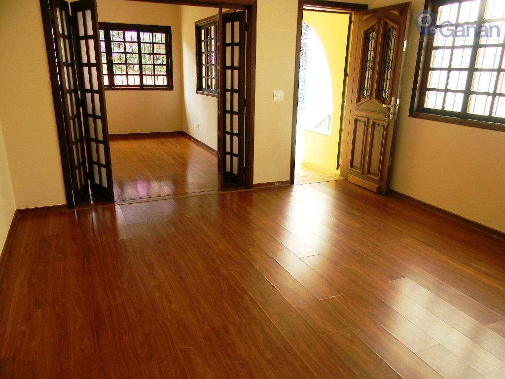 Sobrado residencial para locação, Campo Belo, São Paulo - SO0286.