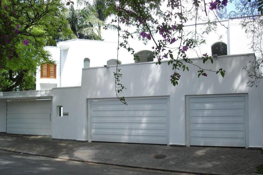 Casa residencial para locação, Vila Madalena, São Paulo.