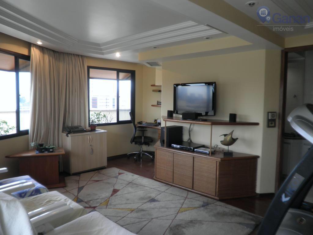 Cobertura residencial à venda, Brooklin Paulista, São Paulo.