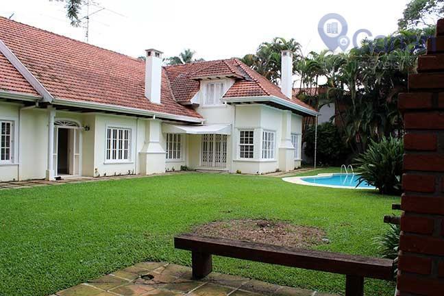Casa Residencial Alto Padrão para locação, Granja Julieta, São Paulo.