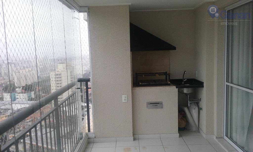 Venda, 3 dormitórios, terraço gourmet, Vila Mascote