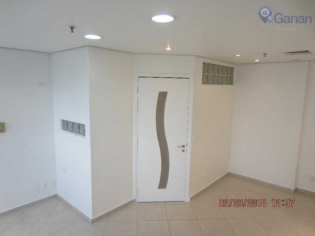 Conjunto comercial para venda e locação, Santo Amaro, São Paulo - CJ0243.
