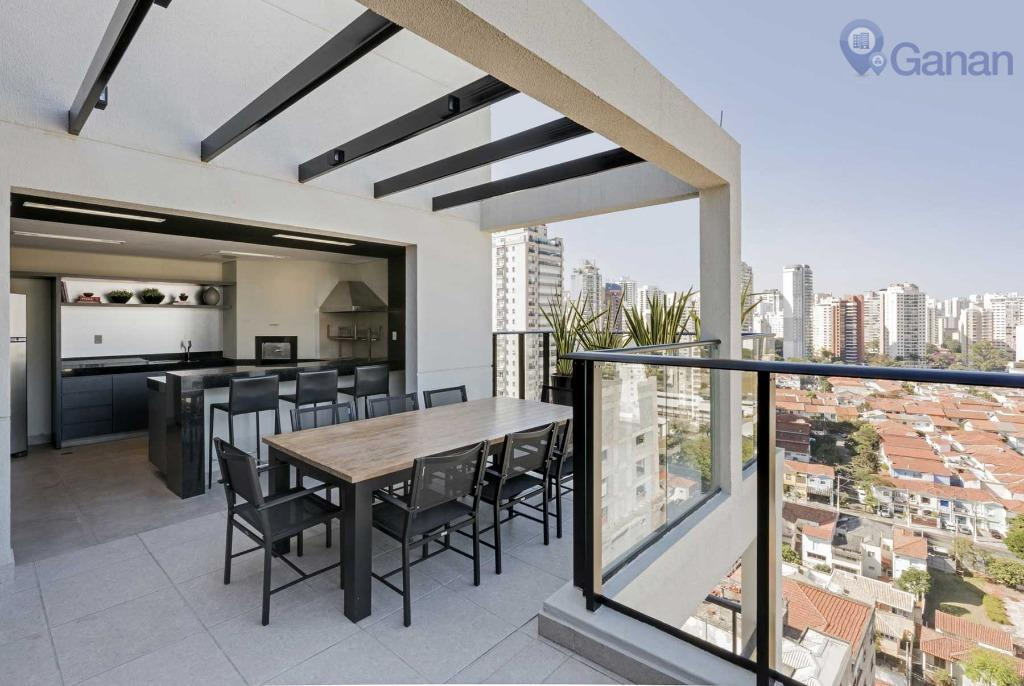 Apartamento residencial à venda, Jardim Paulista, São Paulo - ST0082.