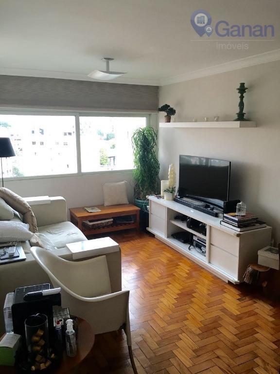 Apartamento residencial à venda ou locação, Vila Congonhas, São Paulo.