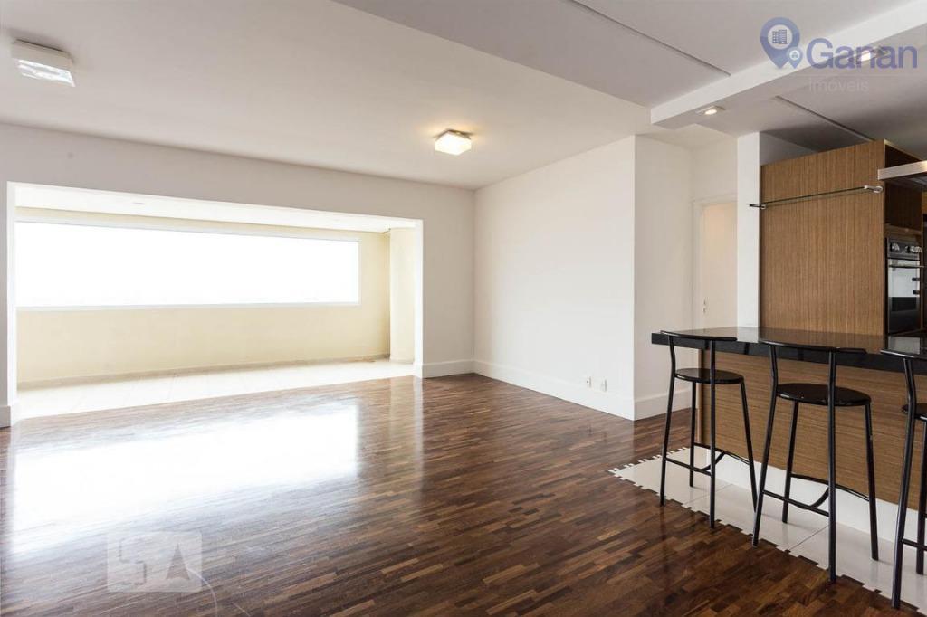 Apartamento residencial para venda e locação, Brooklin Paulista, São Paulo.