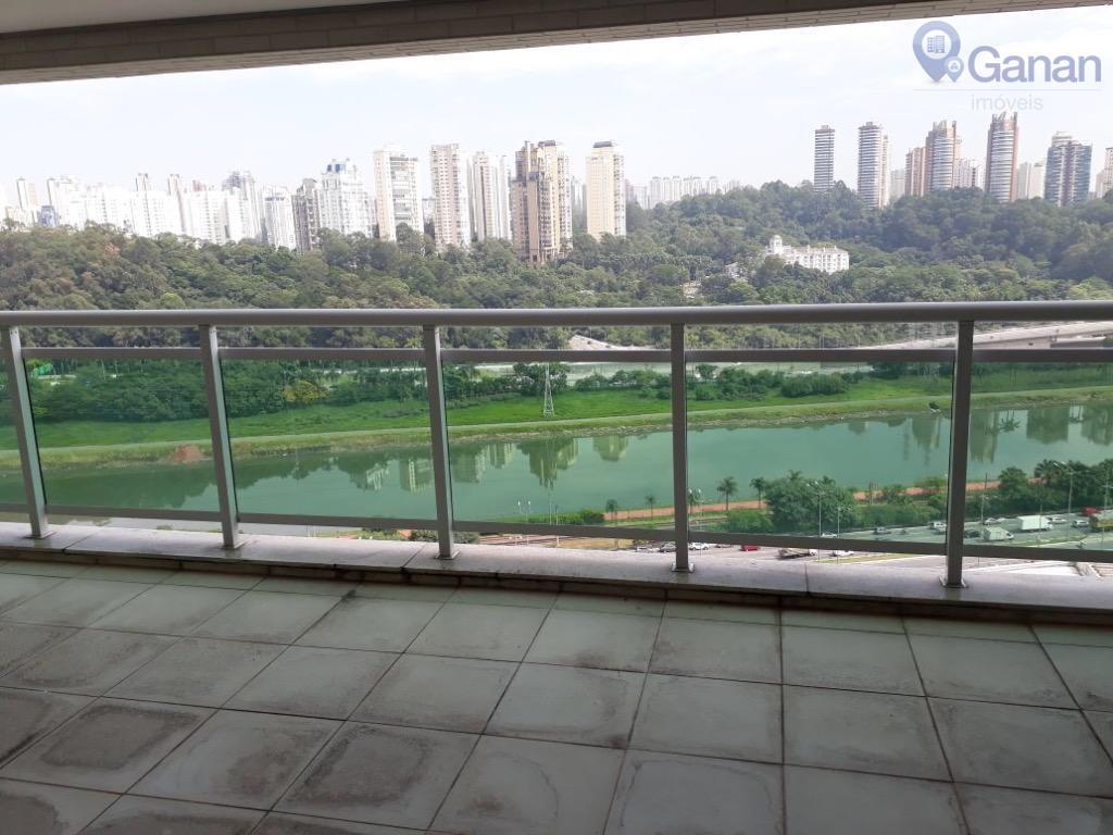 Apartamento residencial para locação, Granja Julieta, São Paulo.