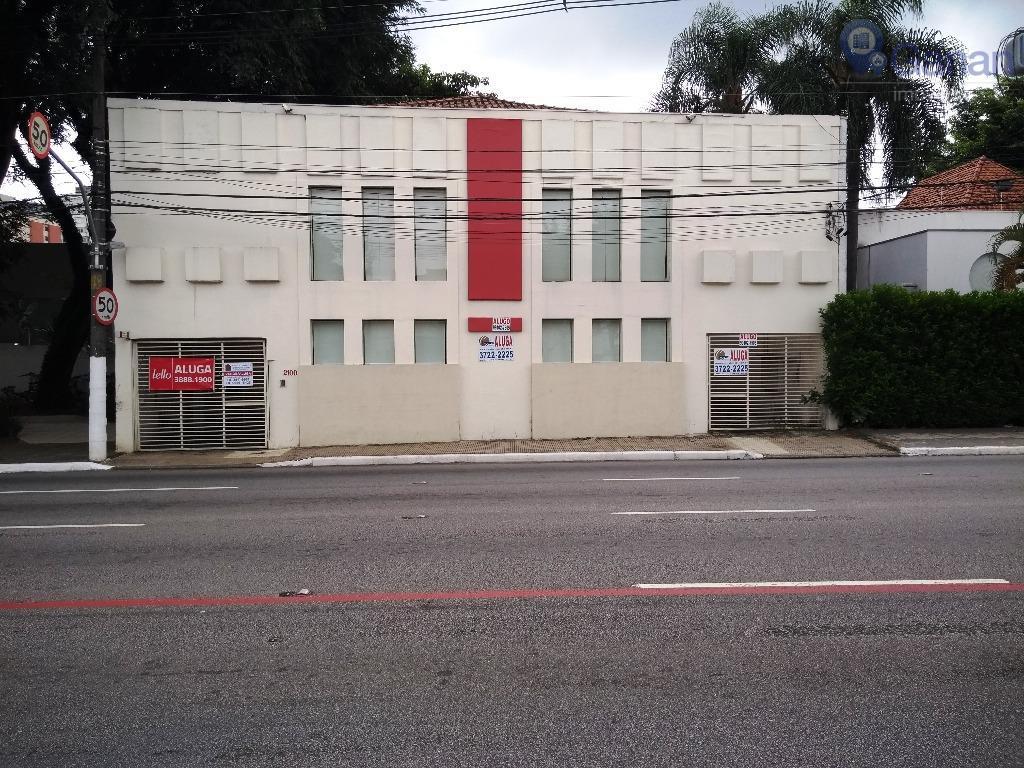 Casa comercial na Av. Brasil