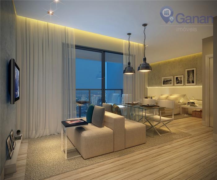Apartamento Triplex residencial à venda, Vila Olímpia, São Paulo - AT0004.