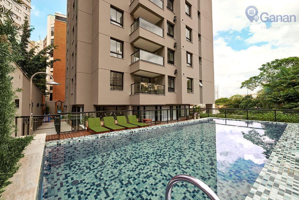 Cobertura residencial à venda, Sumaré, São Paulo - CO0097.