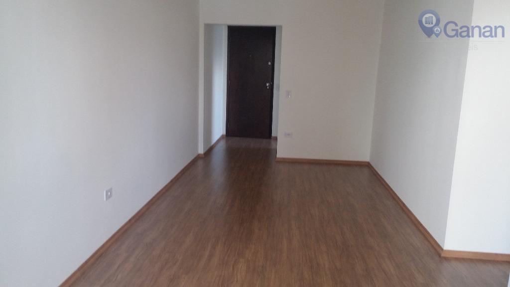 Apartamento residencial para locação, Brooklin Novo, São Paulo.