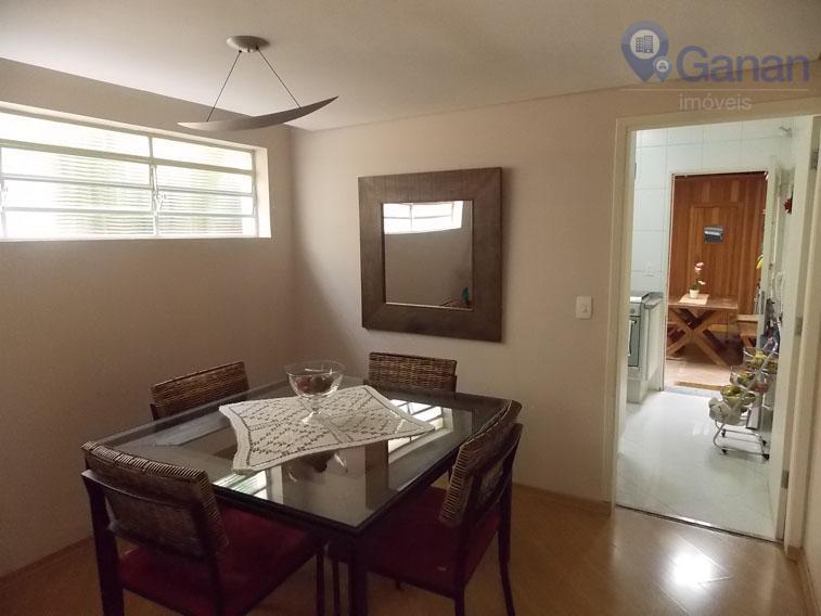 Sobrado residencial à venda, Brooklin Paulista, São Paulo.