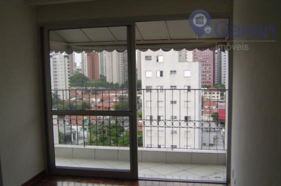 Apartamento Duplex residencial para locação, Brooklin Paulista, São Paulo.