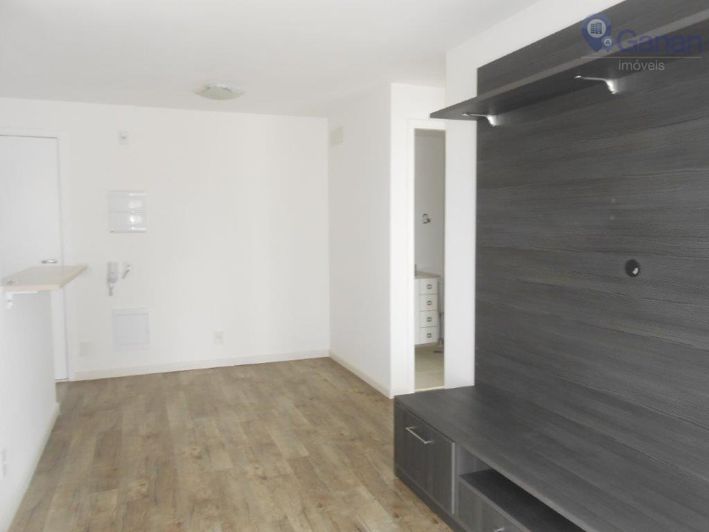 Apartamento residencial para locação, Campo Belo, São Paulo - AP1933.