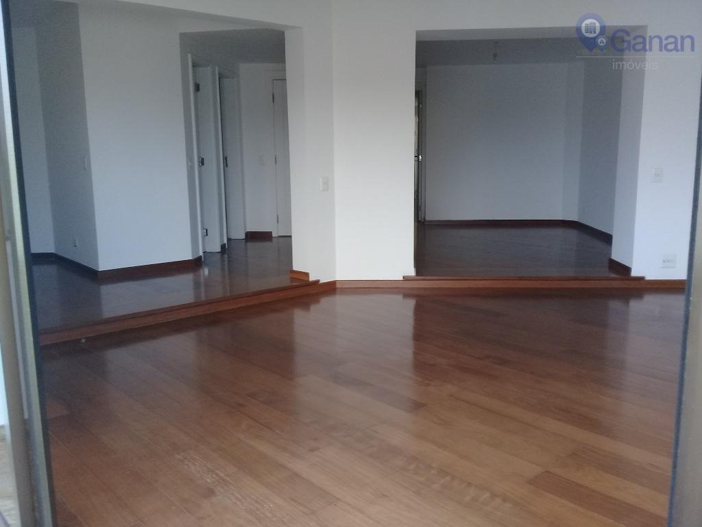 Cobertura residencial à venda, Moema Índios, São Paulo.