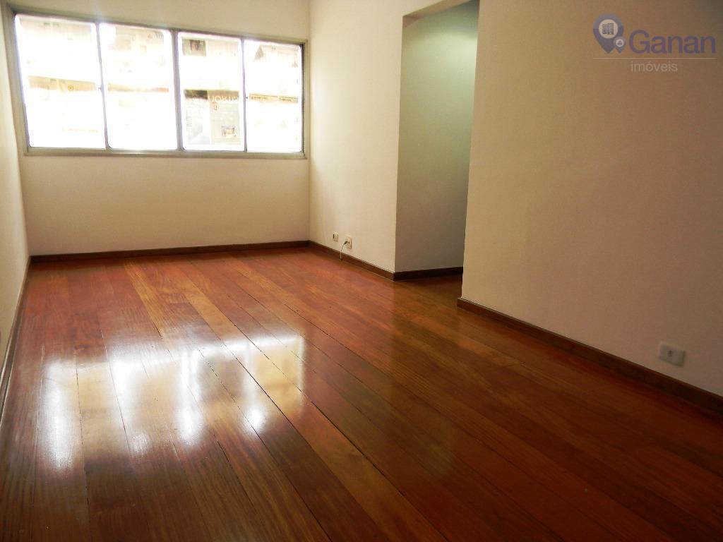 2 dormitórios para locação no Campo Belo com lazer
