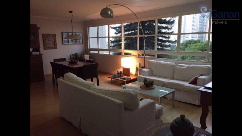 Apartamento residencial à venda, Campo Belo, São Paulo - AP4948.