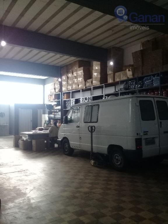 Galpão comercial à venda, Cambuci, São Paulo - GA0070.
