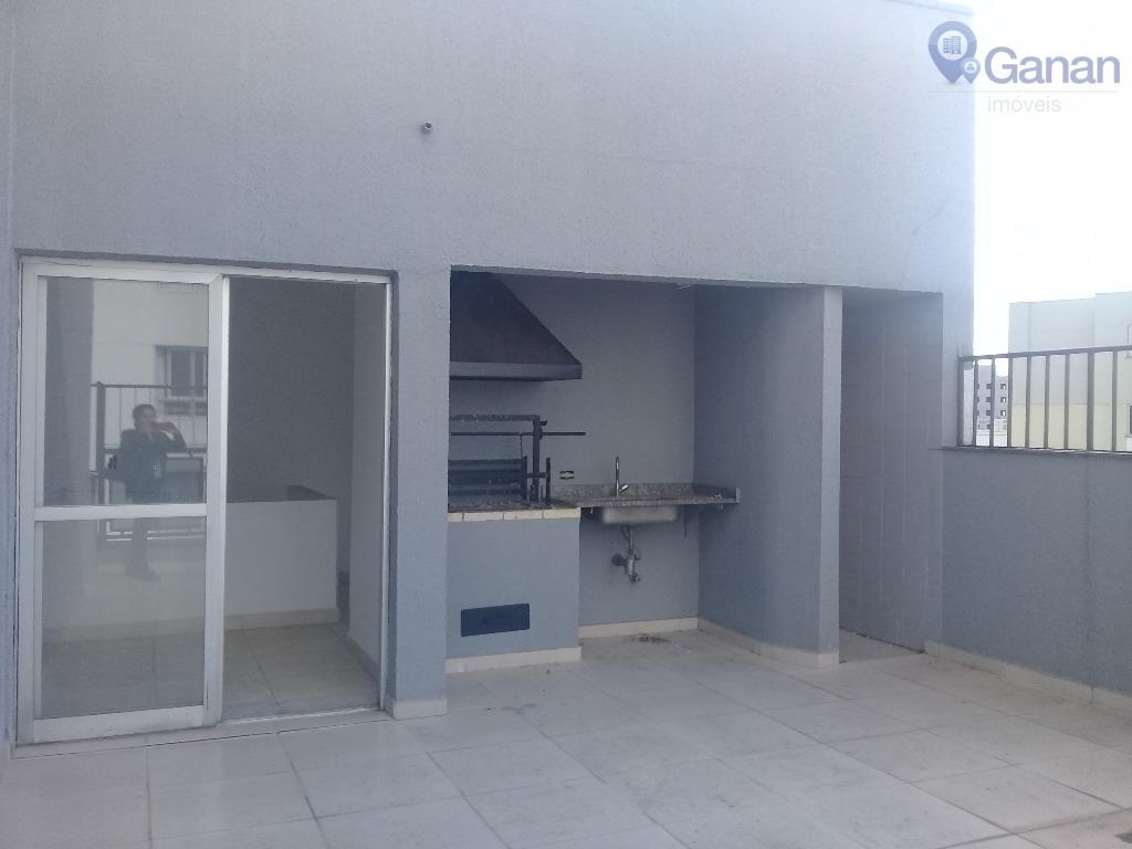 Cobertura Duplex  na Saúde, 3 garagens.