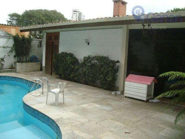 Casa residencial para locação, Planalto Paulista, São Paulo.