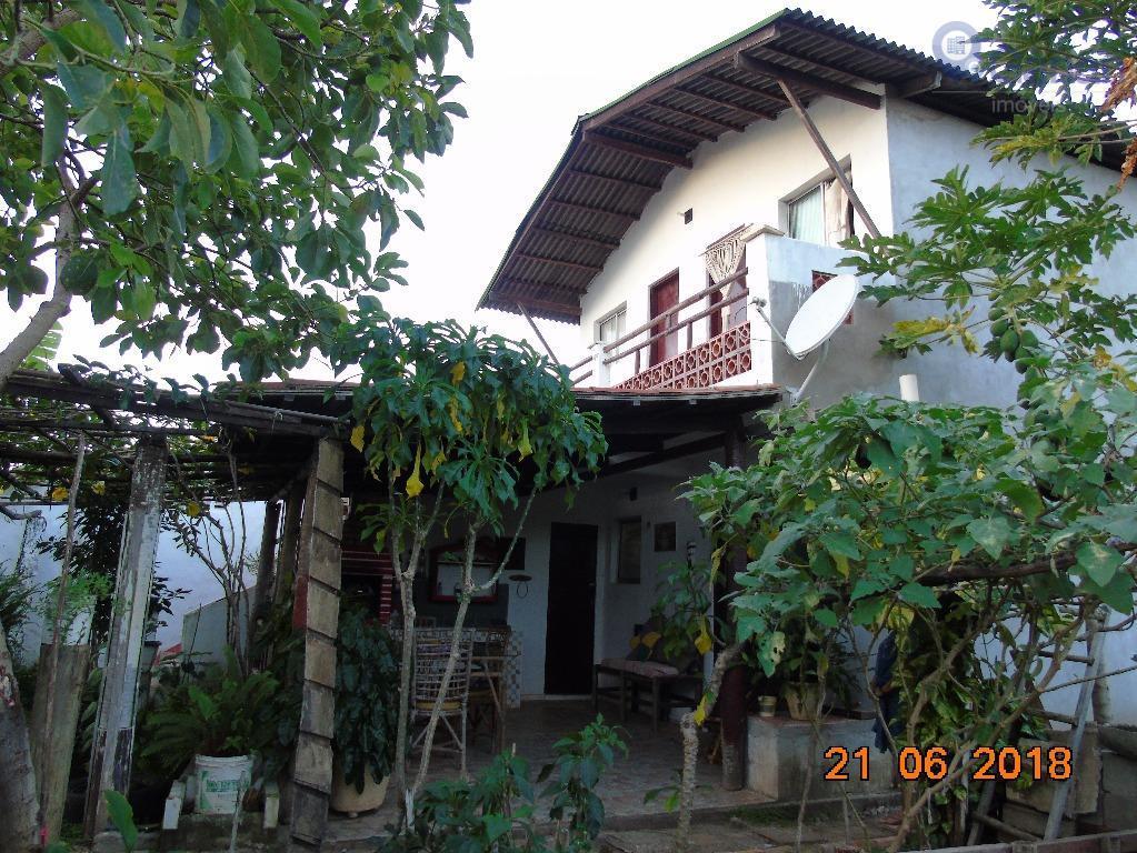 Sobrado residencial à venda, Ponta do Santo Cristo, São Miguel do Gostoso.