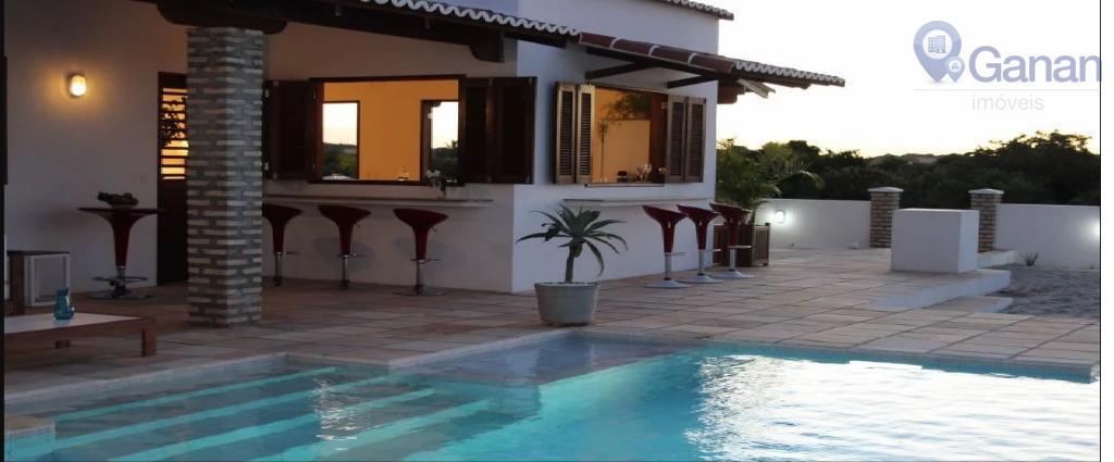 Casa residencial à venda, Farol do Calcanhar, Touros.