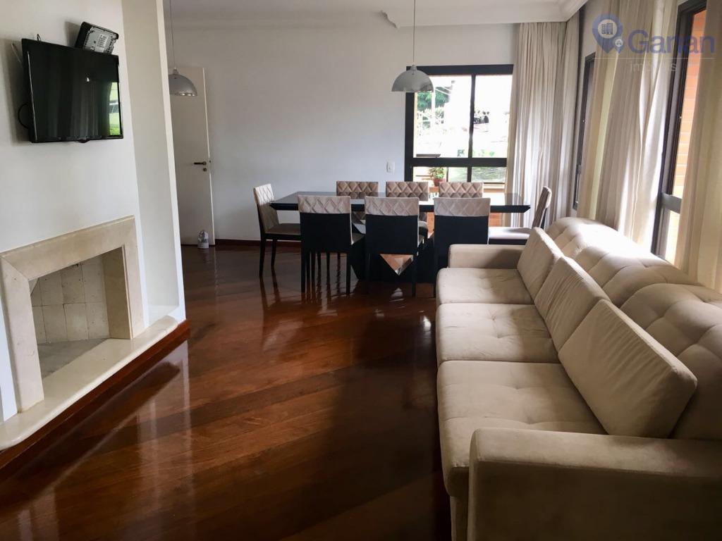 Apartamento residencial à venda, Vila Mascote, São Paulo - AP1018.