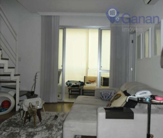 Apartamento Duplex venda e locação, Moema, São Paulo - AD0148.