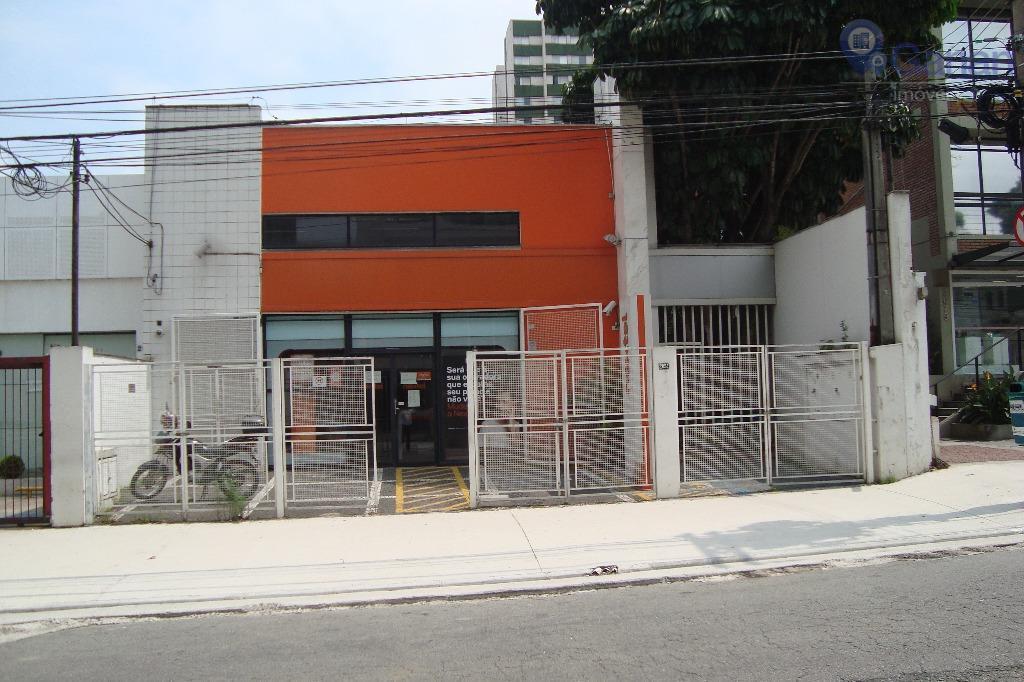 Casa comercial para locação, Santo Amaro, São Paulo.