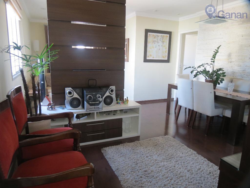 Sua vida exige um dia a dia prático? Então esse apartamento em Mirandópolis é pra você!