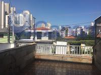 Sobrado residencial para locação, Jardim Aeroporto, São Paulo.