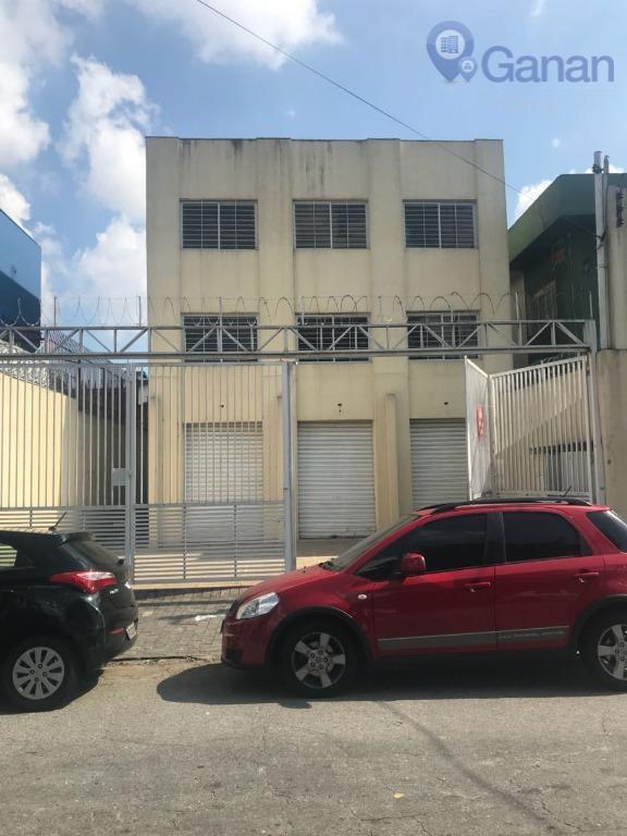 Prédio comercial para locação, Jardim Aeroporto, São Paulo.