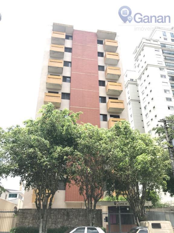 Apartamento residencial para venda e locação, Vila Mascote, São Paulo - AP5072.
