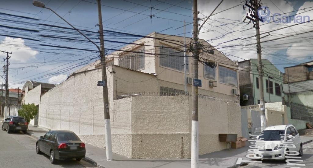 Galpão industrial à venda, Vila Santa Catarina, São Paulo.