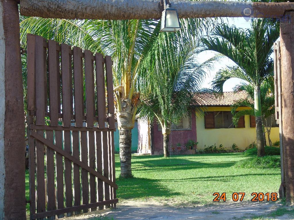 Casa residencial à venda, Centro, São Miguel do Gostoso.
