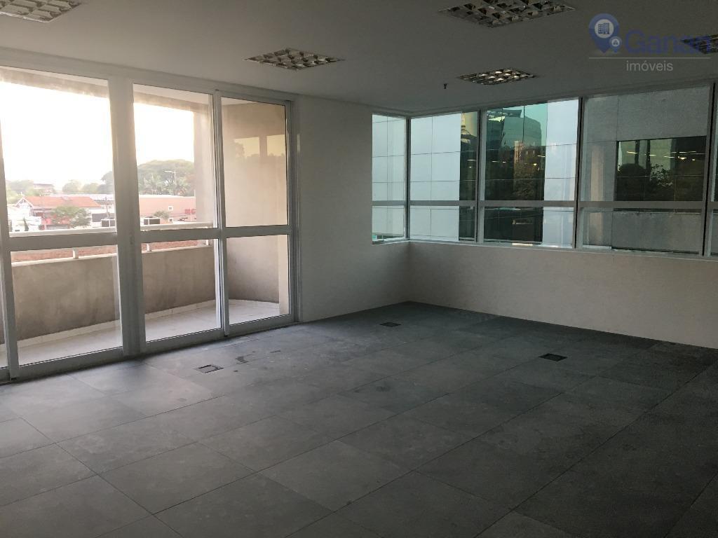 Conjunto comercial para locação, Chácara Santo Antônio (Zona Sul), São Paulo.