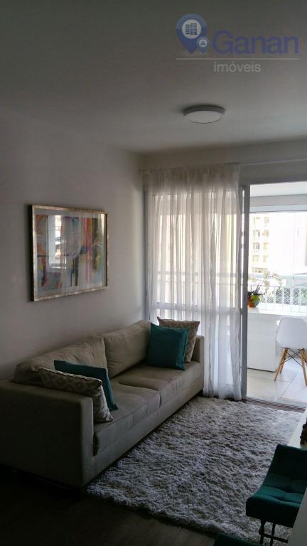Apartamento residencial à venda, Chácara Inglesa, São Paulo.