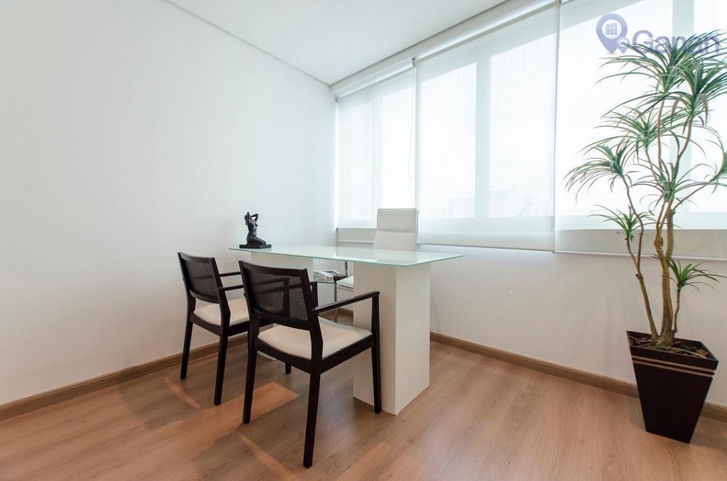 * campo belo medical center* opção para compra ou locação* excelente acabamento* finamente decorado* piso em...
