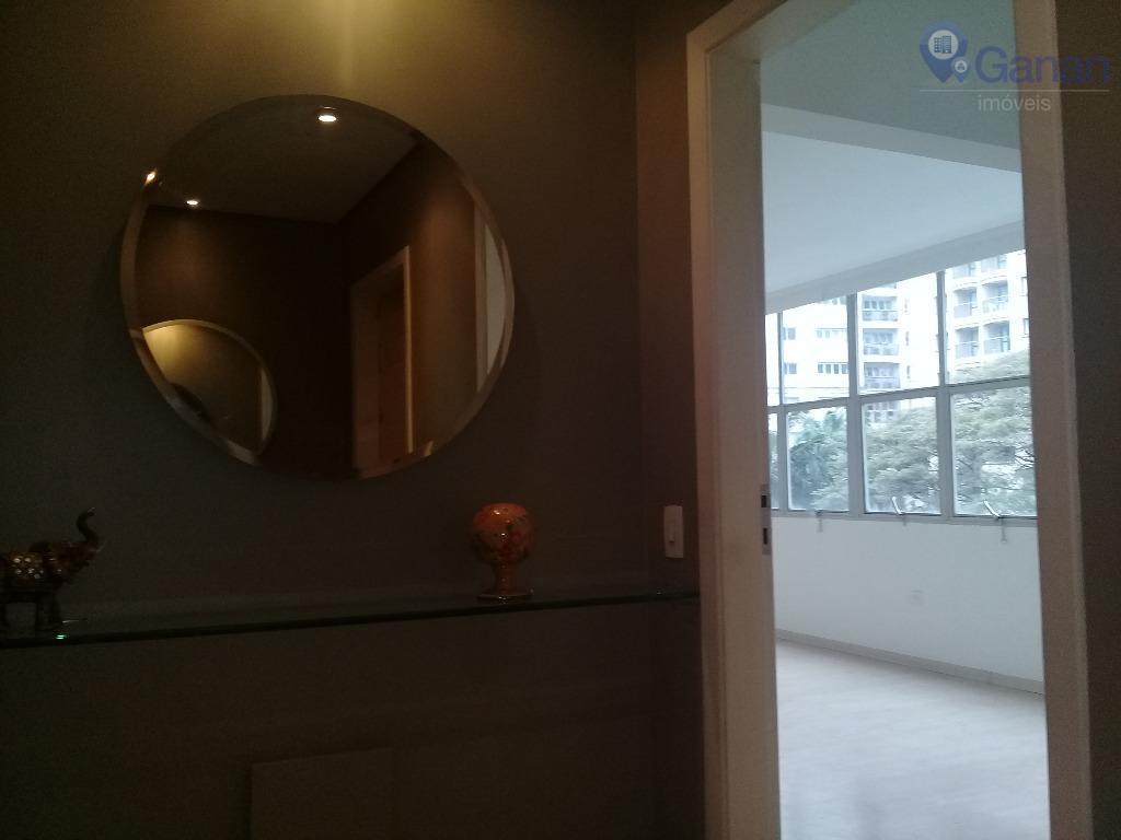 localização privilegiada, pertinho do museu da casa brasileira e juntinho da rua amauri!! 3 dormitórios, sendo...